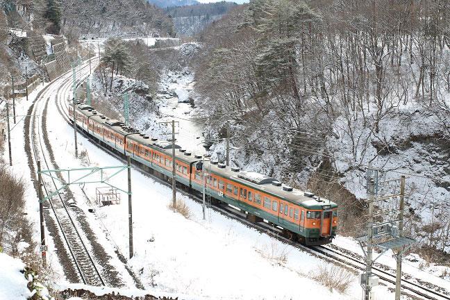 115系普通列車